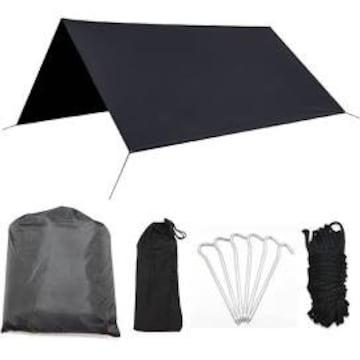 色ブラック AUWOO 天幕シェード 防水タープ タープUV 日焼け紫外