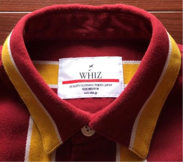 《whiz limited》シャツ ウィズリミテッド グラム ブライトン < ブランドの