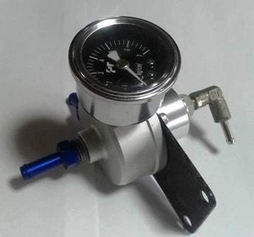 燃圧レギュレーター メーター付き 中古品です。
