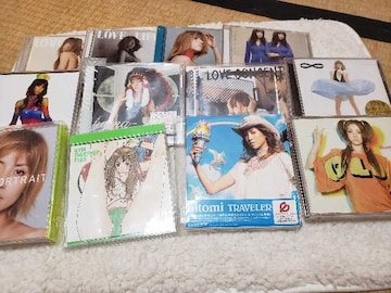 hitomi アルバムまとめ売り CD+DVD