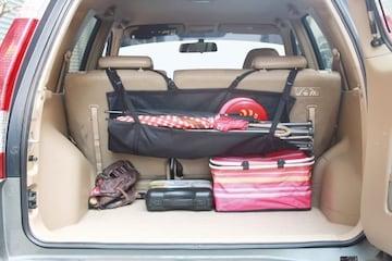 汎用トランクストレージバッグ 工具 洗車 傘 ソフト