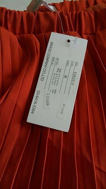 今からの季節に スカート風キュロット < 女性ファッションの