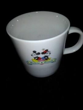 ミッキー&ミニーマグカップ ノベルティー