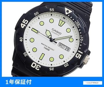 新品 即買い■カシオ 海外モデル 腕時計 MRW200H-7E ホワイト