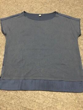 美品  ユニクロ  女性用半袖Tシャツ