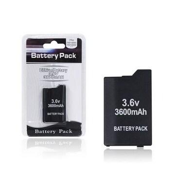 【パッケージ品】PSP2000 PSP3000 大容量バッテリー 電池b