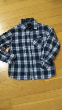 130�p冬用チェックシャツ��892