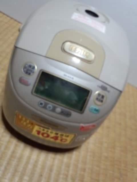 象印 炊飯器 NH-KA18 一升炊 ジャンク  < 家電/AVの