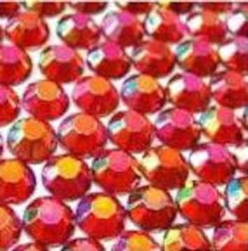 ● 1.5mm ● デコ用ストーン  2000粒 レッド