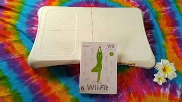 Wii◆fit◆ソフトセット