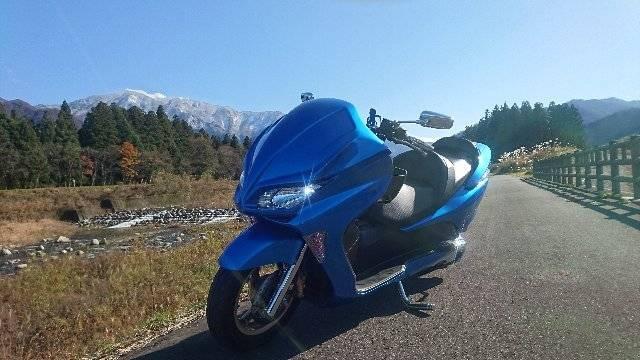 ホンダ フォルツァ MF08 < 自動車/バイク