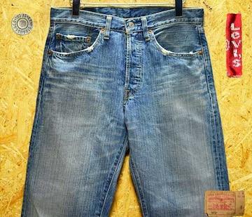 ◆廃盤◆リーバイス03501-01・W31(83cm)・股下74cm