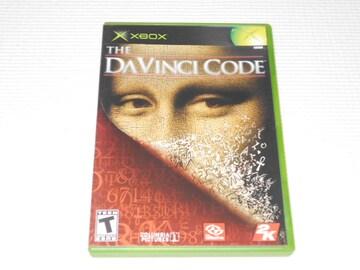 xbox★THE DAVINCI CODE 海外版