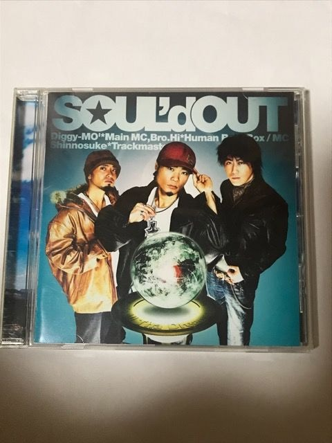 soul'd out to all tha dreamers  < タレントグッズの