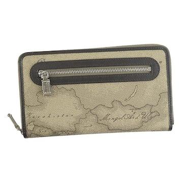 ◆新品本物◆プリマクラッセ ラウンドファスナー長財布(GY)『CW028』◆