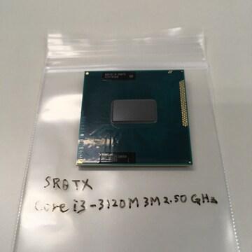 Core i3-3120M 2.50GHz