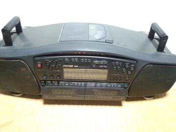 AIWA CDラジカセ XR90 STRASSER ジャンク