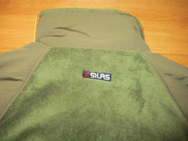 SILAS サイラス フリース ジャケット XL < ブランドの