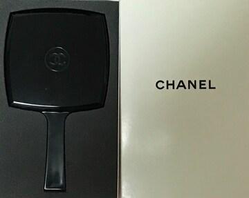 シャネル鏡ミラー手鏡CHANELノベルティー非売品
