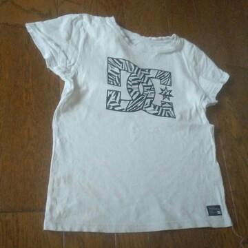 140 DC 白のTシャツ