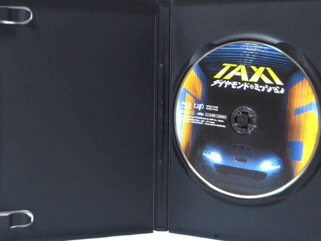 [ブルーレイ] TAXi ダイヤモンド・ミッション レンタルUP Blu-ra < CD/DVD/ビデオの