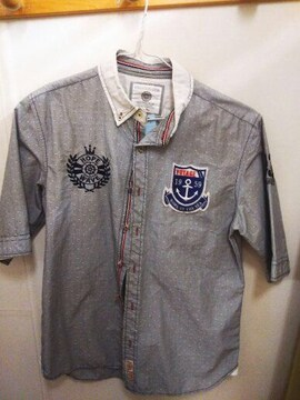 CREATION CUBE ネルシャツ