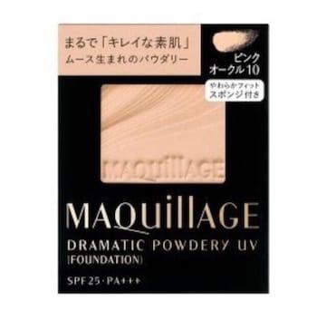切手可 マキアージュ ドラマティックパウダリー PO10