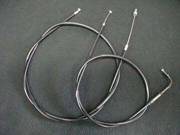 (2021)GX400新品30cmロングワイヤーセット黒