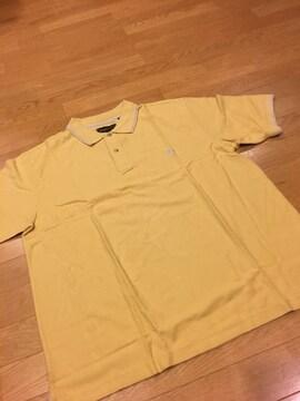 Timberland  ティンバーランド  ポロシャツ  sizeXXL  辛子色