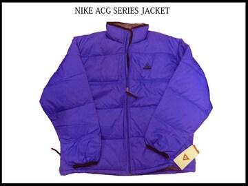 90代 レア NIKE ACG ダウンジャケット L