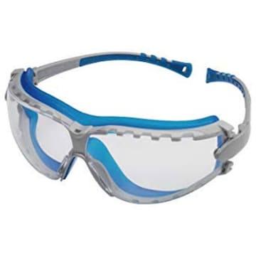 ブルー ミドリ安全 二眼型 保護メガネ MP842