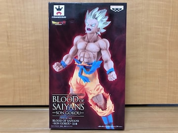 ドラゴンボールZ BLOOD OF SAIYANS 孫悟空 全1種