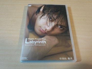 DVD「MEN'S DVD SERIES 中河内雅貴Flight from the