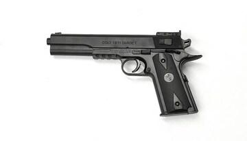 エアーガンセット Colt1911&M4 R.I.S