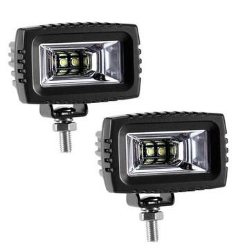 LED ワークライト 作業灯 補助灯 バックランプ12V 24V 兼用
