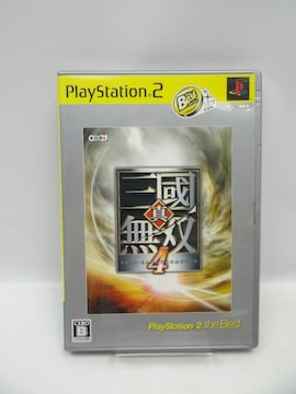 9094 真・三國無双4 PlayStation 2 the Best
