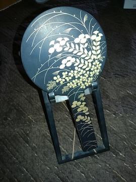 資生堂★手鏡