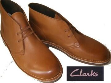 クラークス新品ブッシュエーカー2 デザートブーツ26129525us9.5