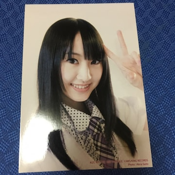 SKE48 松井玲奈 ここにいたこと 生写真 AKB48