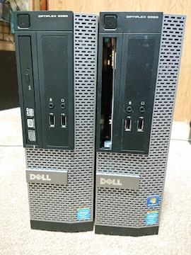 DELL OPTIPLEX 3230 2台セット ジャンク品