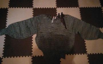 クリーニング済み 美品 セーター