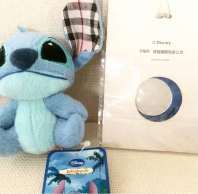 新品☆Lilo&Stitch☆ポールチェーンマスコット☆プチミラー < おもちゃの