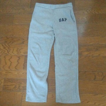 150 Gap Kids グレー 起毛 美品 股下65cm