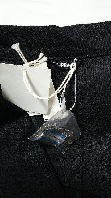 新品、タグつき、REAC(レアック)のミリタリージャケット < ブランドの