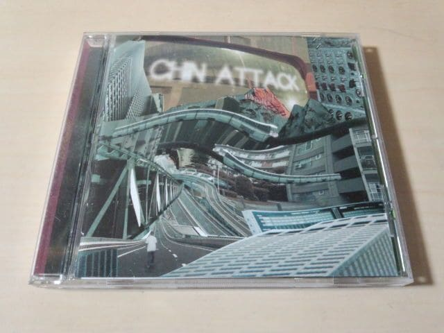 MACKA-CHIN CD「Chin Attack .」ニトロNITRO MICROPHONE● < CD/DVD/ビデオの