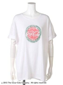ungrid コカ・コーラTシャツ