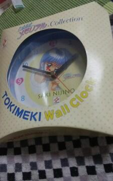 虹野沙希・wall clock(ときめきメモリアル)
