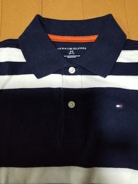 ◆TOMMY HILFIGER◆キッズポロシャツ◆