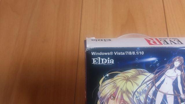 EVE burst error R 初回生産版 < ゲーム本体/ソフトの