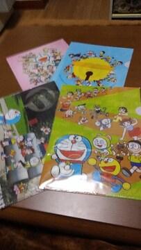 藤子・F・不二雄ミュージアムオープン一周年記念キャンペーンクリアファイル4枚セット